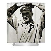 Grover Cleveland Alexander Shower Curtain