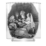 Harem Shower Curtain