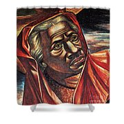 Harriet Tubman, African-american Shower Curtain by Photo Researchers