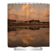 Hastings Sunset Shower Curtain
