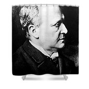 Henry James, American-born British Shower Curtain