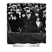 Herbert Hoover (1874-1964) Shower Curtain
