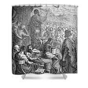 Herodotus (c484-c425 B.c.) Shower Curtain
