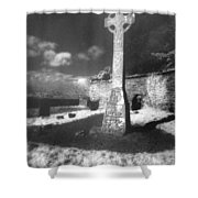 High Cross Shower Curtain