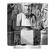 Hippocrates, Greek Physician, Father Shower Curtain