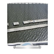 Hurricane Katrina Damage Shower Curtain