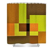 Imagine Shower Curtain by Ely Arsha