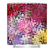 Imagine The Possibilities Shower Curtain by Carol Groenen
