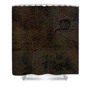Industrial Shower Curtain