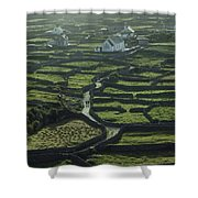 Inisheer, Aran Islands, Co Galway Shower Curtain