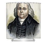 Isaac Backus (1724-1806) Shower Curtain