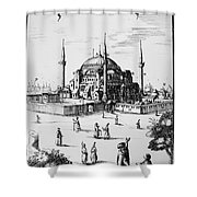Istanbul: Hagia Sophia Shower Curtain