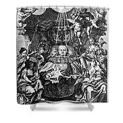 Ivan Vi Antonovich Shower Curtain