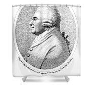James Beattie (1735-1803) Shower Curtain