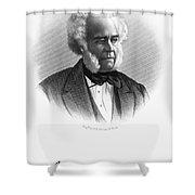 James W. Webb (1802-1884) Shower Curtain