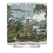 Jamestown Shower Curtain