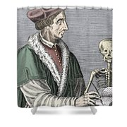 Jean Fernel, French Physician Shower Curtain