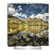 Jenny Lake Shower Curtain
