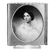 Jessie Ann Fremont Shower Curtain