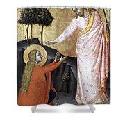 Jesus: Resurrection Shower Curtain
