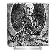 Johann Adolf Hasse Shower Curtain