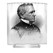 John Dix (1798-1879) Shower Curtain by Granger