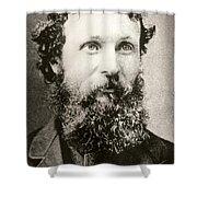 John Muir (1838-1914) Shower Curtain