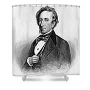 John Tyler (1790-1862) Shower Curtain