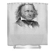 John Wilson (1785-1854) Shower Curtain