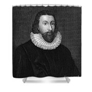 John Winthrop (1588-1649) Shower Curtain