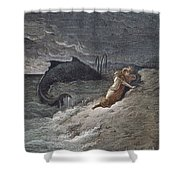 Jonah Shower Curtain by Granger