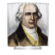 Joseph-michel Montgolfier Shower Curtain