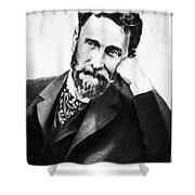 Joseph Pulitzer (1847-1911) Shower Curtain