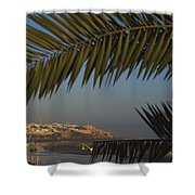 Kasbah Des Oudaias, Rabat Shower Curtain by Axiom Photographic