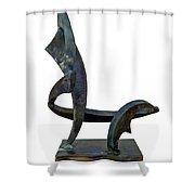 La Chaise Shower Curtain