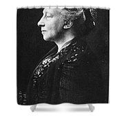Lady Augusta Gregory Shower Curtain