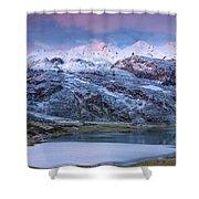 Lake Ercina Shower Curtain