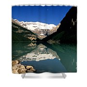 Lake Louise IIi Shower Curtain