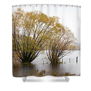 Lake Wanaka Shower Curtain
