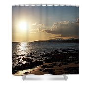 Lanzarote Shower Curtain
