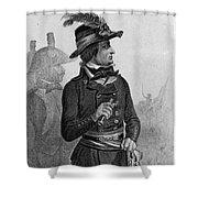 Lazare Carnot (1753-1823) Shower Curtain