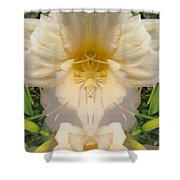 Lily Fantasy Shower Curtain