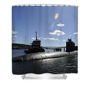 Los Angeles-class Submarine Uss Shower Curtain