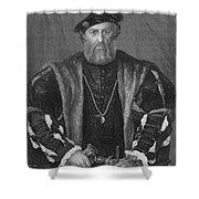 Ludovico Sforza (1452-1508) Shower Curtain