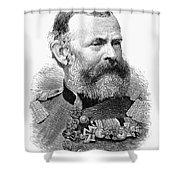 Luitpold (1821-1912) Shower Curtain
