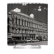 Main Street Usa Shower Curtain