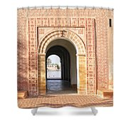 Marrakech In Morocco Shower Curtain