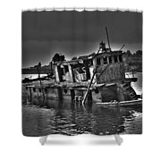 Mary D. Hume  Shower Curtain