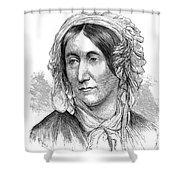 Mary Somerville, Scottish Polymath Shower Curtain