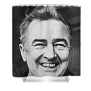 Mccarthy Campaign, 1968 Shower Curtain